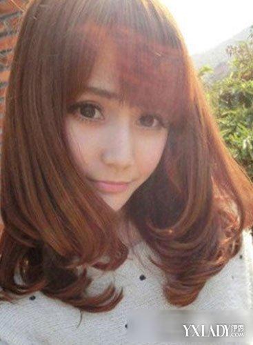 【图】最美头发颜色图片轻松流行最打造的发麦当娜发型图片