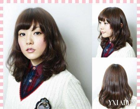 【图】6款乖乖学生头 清纯甜美女学生发型