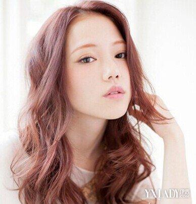 圆脸女孩适合的发型有哪些 推荐七款适合女生的圆脸发型图片