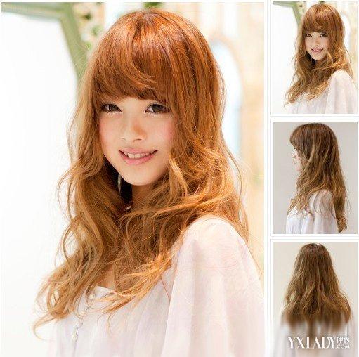 长发烫大卷发型图片 个性蓬松大卷发型顷刻女神不再单调图片