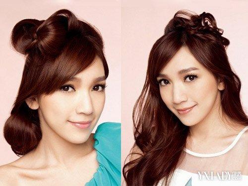 【图】夏天怎么扎头发 2款超好看扎发教程_流行发型
