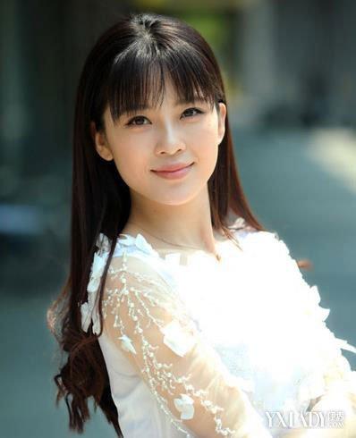 【组图】神雕侠侣陈晓版程英扮演者赵韩樱子