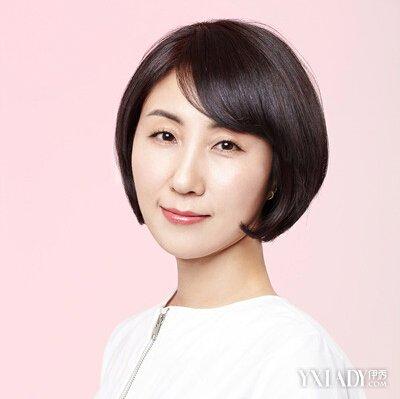新女士短发发型 甜美通勤的短发造型 清新魅力不减