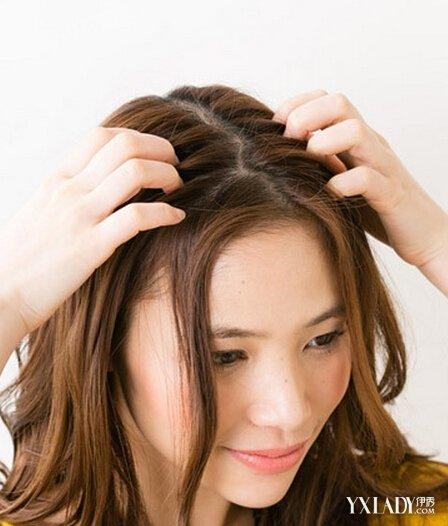 【图】怎样编头发简单好看 好看的甜美编发发型图解