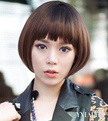 【图】女士短发发型 时尚成熟短发推荐图片