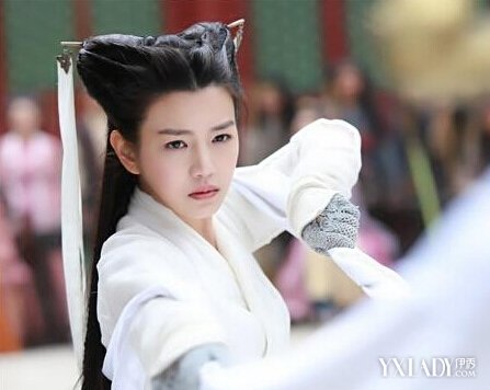 【图】陈妍希称图片脸挺好适合你圆脸告诉什卷包子发型短发图片