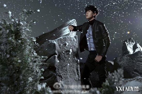 jj林俊杰新专辑《新地球》发型图片