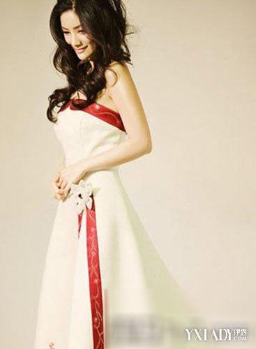 中式新娘发型图片 时尚就是这么简单