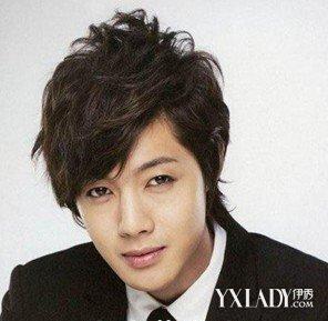 【图】蓬松发型设计发型男生蓬松斜刘海图片红米note的摄像头型号图片