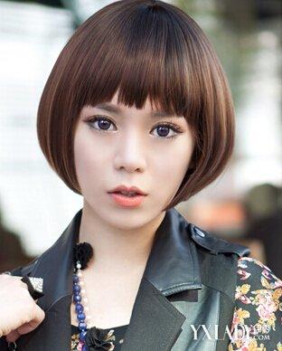 【图】问题韩式短发肤色出现瞬间提亮潮流(2发型的容易发型师染发v问题中图片