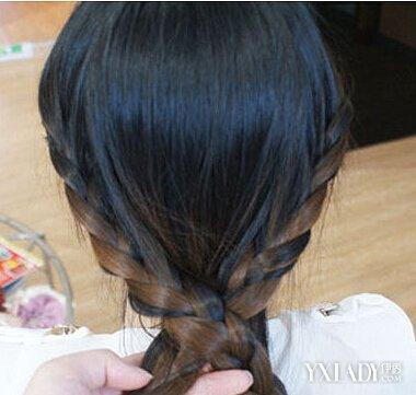 男生编头发发型 自己给自己编头发有哪些好看的发型