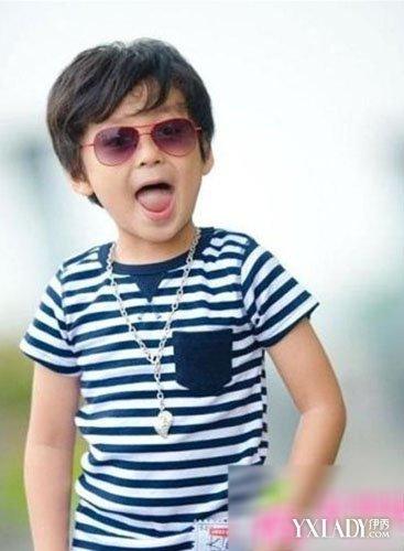 【图】男孩发型名称 最新可爱男孩发型图片
