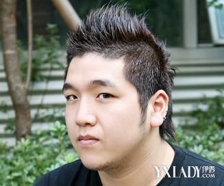 【图】男生胖脸发型 男生胖脸适合的发型 胖脸男也可变瘦脸