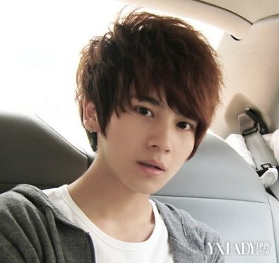 【图】韩式男发型图片 潮男帅哥的韩国发型图