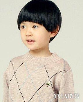 【图】发型短发飘带小个性男孩的发型男孩图头型配短发图片