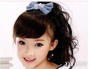 【图】5岁儿童发型绑扎方法 小孩头发进来编扎特别漂亮