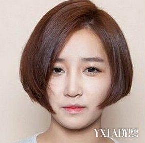 【图】2015沙宣最新发型发型沙宣直发发型图厦门剪发烫发图片