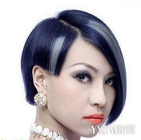 2015沙宣新发型 发型 沙宣直发发型图片图片