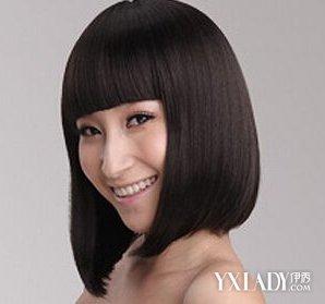 【图】2015沙宣新发型 发型 沙宣直发发型图片图片