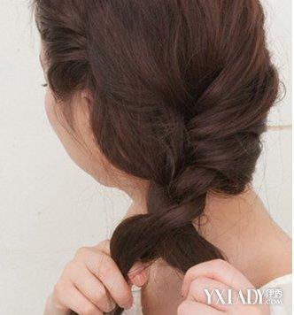 【图】长头发的扎法图解图片图片