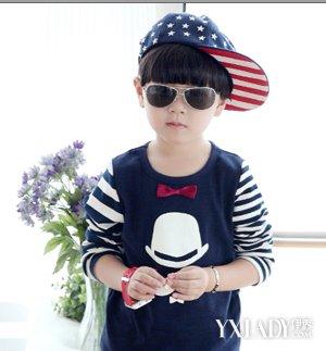 夏季小男孩的发型如何设计 可爱帅气化身时尚小达人图片