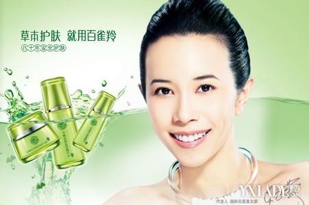 【图】中国护肤品排行榜 细数口碑好的国货品