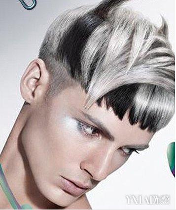 【图】沙宣流行发型 男生短发沙宣发型