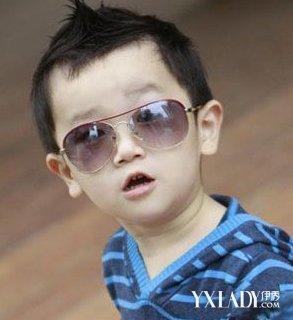 【图】儿童短发发型图片