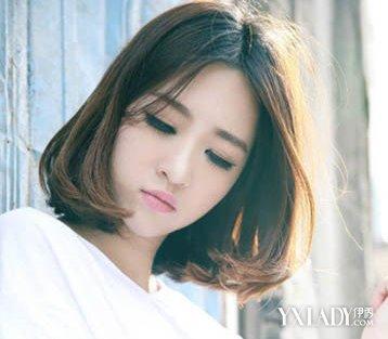 【图】女生短发发型设计 内扣设计塑造满分精致脸型