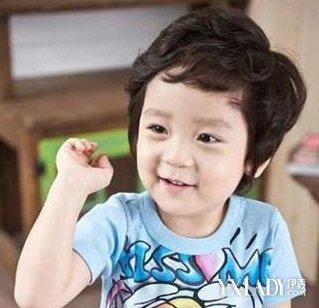 【图】儿童男孩发型图片