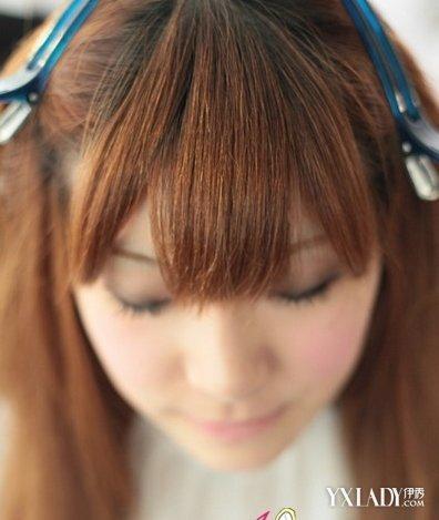 【图】自己怎么剪刘海 6个步骤让你拥有美美哒刘海