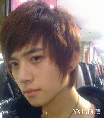 男生长发发型名称掌握 男生发型流行趋势图片