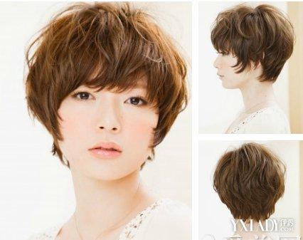 【图】2015短发最新发型女