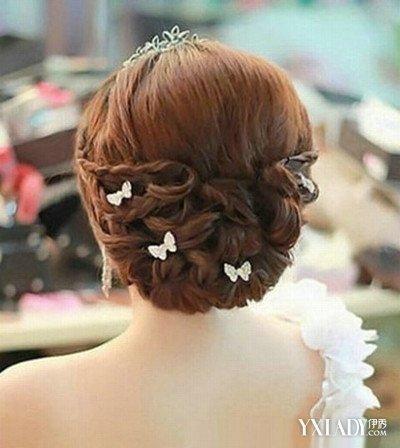 【图】新娘发型详细步骤