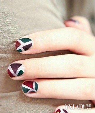适合短指甲做的美甲 介绍几款好看的短指甲美甲