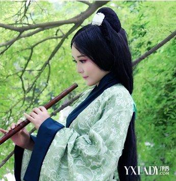 【图】古代女子发型 清新演绎别样柔情图片