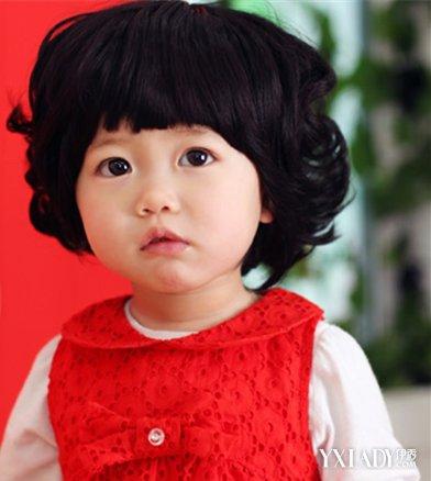 【图】小女孩短发发型图片大全图片
