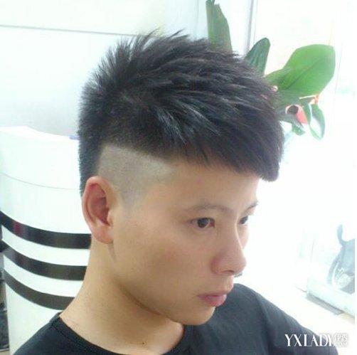 【图】男生直头发发型图片图片