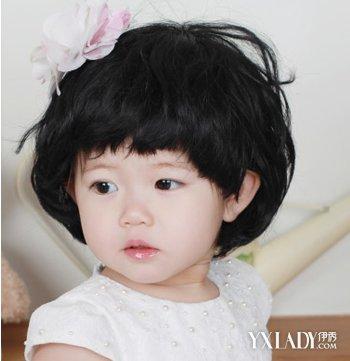 最新儿童短发发型 幼儿园小女孩_发型设计