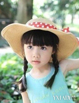 推荐5款小女孩公主发型 让小朋友变身可爱公主