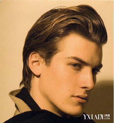 【图】外国男人发型 欧美男模特为你示范图片
