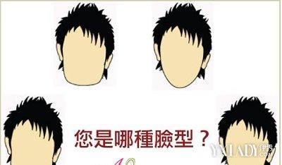 【图】男生发型设计与脸型搭配