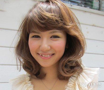 【图】胖女孩适合什么发型 日系瘦脸发型 修出美美鹅蛋脸迷人图片