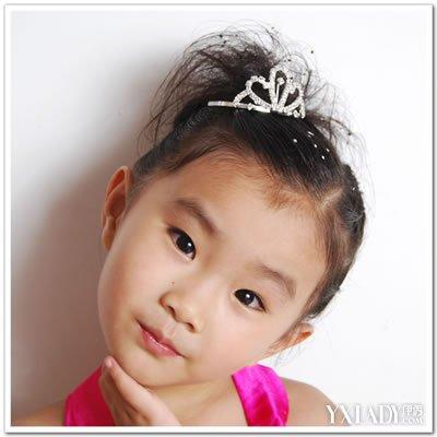 6.1儿童节幼儿演出发型设计 让你的宝宝最出众