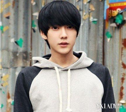 【图】显帅气的15岁男生发型图片 气质短发 展现潮流范图片