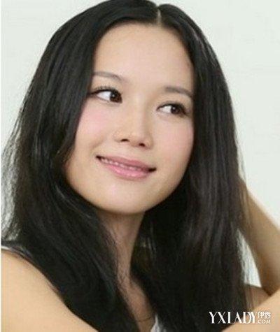 【图】大长脸发型打造的女生适合a发型修颜长并女生腿图片