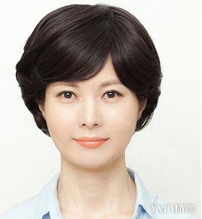 适合35岁女人的发型 优雅大方展现女人柔美温婉气质