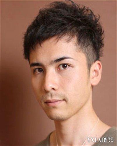 【图】发型短发小的男生棉衣适合头型更显帅图片修饰哪款额头图片