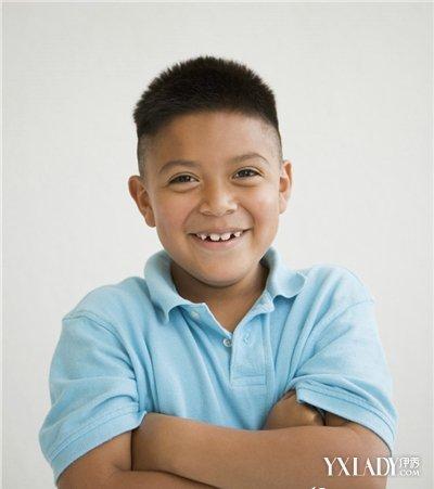 儿童发型图片男 可爱帅气魅力无限