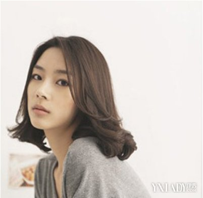 【图】发型屋中长发烫发中长发烫发小a发型(2发型短图片头发韩式女图片